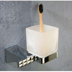 Kubek do mycia zębów PAN86050 Art Platino Panama
