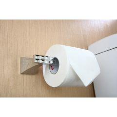 Uchwyt na papier toaletowy PAN86060 Art Platino Panama