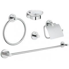 Zestaw akcesoriów 5w1 40344001 Grohe Essentials