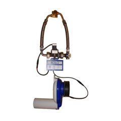 Termiczny system spłukujący do pisuaru zasilany na baterię Koło 96025-000