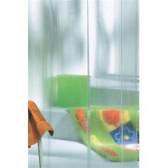 Zasłona prysznicowa 210041300 Sealskin Clear