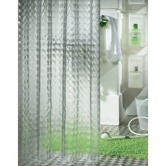 Zasłona prysznicowa 211181300 Sealskin Prisma