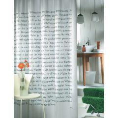 Zasłona prysznicowa 211401310 Sealskin Sayings