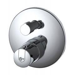 Bateria natryskowa podtynkowa termostatyczna Ceratherm 100 New Ideal Standard A4659AA chrom