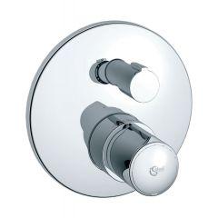 Bateria natryskowa podtynkowa termostatyczna Ideal Standard Melange A4721AA chrom