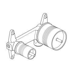 Element podtynkowy baterii A5948NU Ideal Standard