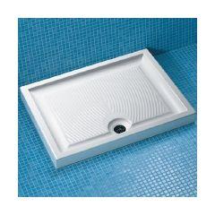 Brodzik prostokątny 100x80 cm J3391 Ceramica Dolomite Swim