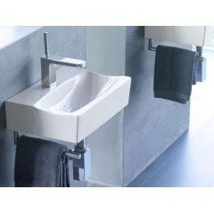 Umywalka prostokątna 42.5x30 cm 4902 Bathco Spain Rhin
