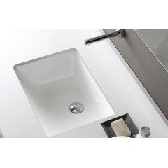 Umywalka prostokątna 51x32 cm 0051B Bathco Spain Torino