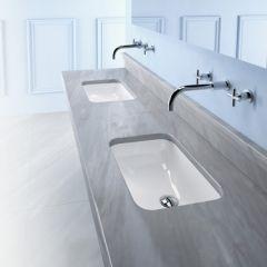 Umywalka prostokątna 50x35 cm 1S50CN00 Catalano Canova Royal