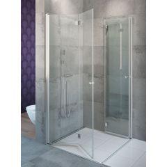 Kabina prysznicowa kwadratowa 90x90 cm 373030101N Radaway Eos KDD-B