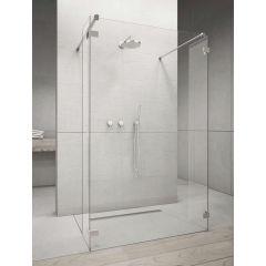 Ścianka prysznicowa walk-in 30 cm 3831600101 Radaway Euphoria Walk-In