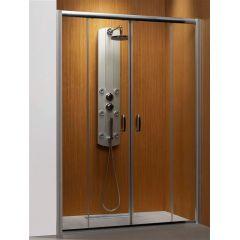 Drzwi prysznicowe rozsuwane 333930101N Radaway Premium Plus DWD
