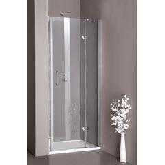 Drzwi prysznicowe 400202087321 Huppe Aura Elegance 4-kąt