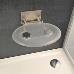 Siedzisko prysznicowe Ovo P Ravak B8F0000000 clear