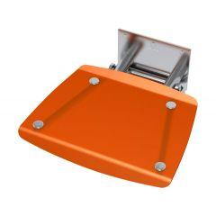 Siedzisko prysznicowe Ovo B  Ravak B8F0000017 orange