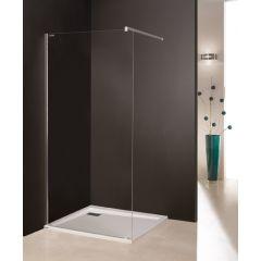 Ścianka prysznicowa walk-in 80 cm 600260042042401 Sanplast Free Line
