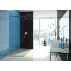 Ścianka prysznicowa walk-in 90 cm 600271213038401 Sanplast TX