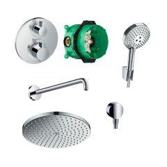 Zestaw prysznicowy 52056499 Hansgrohe Raindance