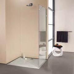 Ścianka prysznicowa 3R1280092322 Huppe Enjoy Elegance 4-kąt