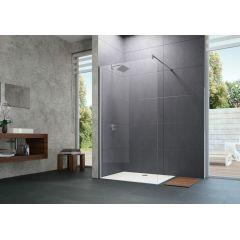 Ścianka prysznicowa 90 cm 8P1102087322 Huppe Design Pure