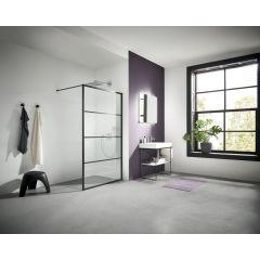 Ścianka prysznicowa walk-in 140 cm XDWW3140203PK Kermi XD