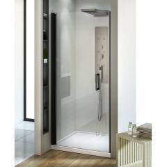 Drzwi prysznicowe uchylne EXK1193 New Trendy Negra