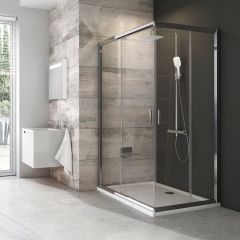 Drzwi prysznicowe 1XV70C00Z1 Ravak Blix
