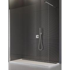 Ścianka prysznicowa walk-in 80 cm PDT4P0801007 SanSwiss Pur