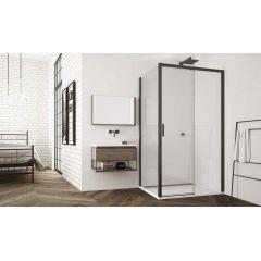 Ścianka prysznicowa 90 cm TOPF20900607 SanSwiss TOP-Line
