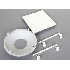 Adapter z pokrywą 660C1577 Sanplast Space Line