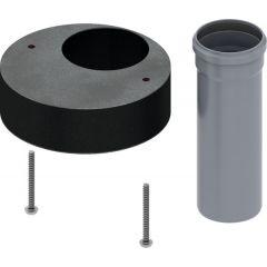 Element systemu montażowego 660006 Tece Drainline