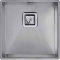 Zlewozmywak stalowy 43x43 cm 40170120 Teka Square