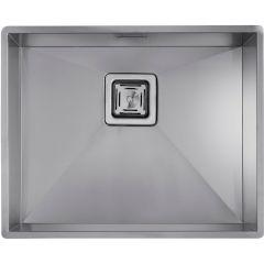Zlewozmywak stalowy 53x43 cm 40170130 Teka Square