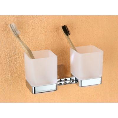 Kubek do mycia zębów PAN86052 Art Platino Panama