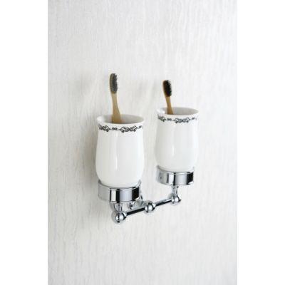Kubek do mycia zębów NIK57052 Art Platino Nikolas