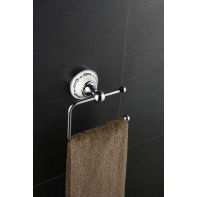 Uchwyt na papier toaletowy NIK57060 Art Platino Nikolas