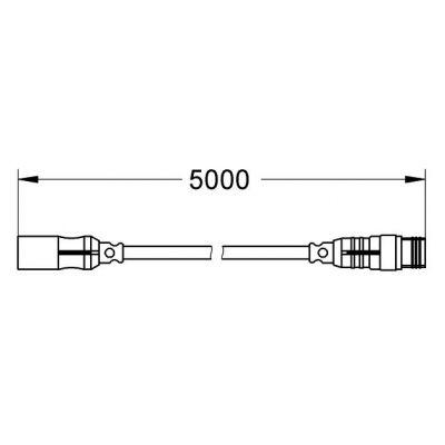 Kabel podłączeniowy 47837000 Grohe F-Digital deluxe