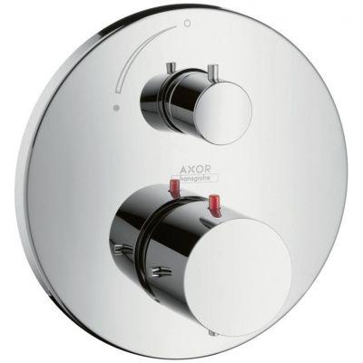 Bateria termostatowa podtynkowa jednouchwytowa Axor Starck DN15 Hansgrohe 10700000 chrom