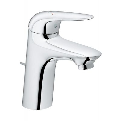 Bateria umywalkowa stojąca chrom 23707003 Grohe Eurostyle New