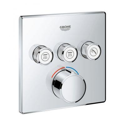 Bateria wannowo-prysznicowa podtynkowa 29149000 Grohe SmartControl