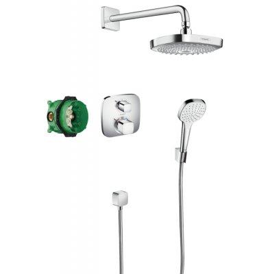 Zestaw prysznicowy 27294000 Hansgrohe Croma