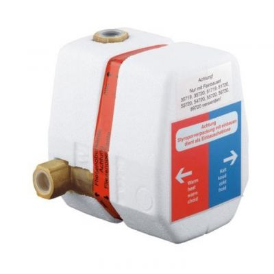 Termostat element podtynkowy do baterii z termostatem DN 15 KLUDI 35156