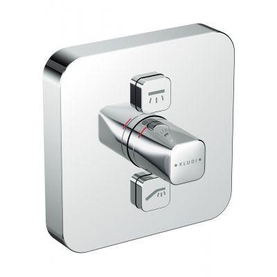 Bateria wannowo-prysznicowa podtynkowa 386110538 Kludi Push