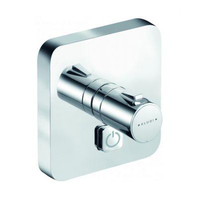 Bateria prysznicowa podtynkowa 388030538 Kludi Push