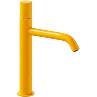 Bateria umywalkowa stojąca pomarańczowa/żółta 26130701TAMD Tres Study Colors