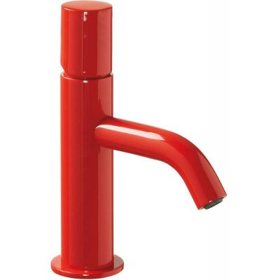 Bateria umywalkowa stojąca czerwona 26190301TROD Tres Study Colors