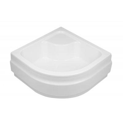 Obudowa do brodzika półokrągłego 90x90x28 cm Deep Deante KTD 041O biały
