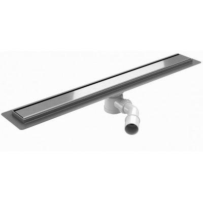Odpływ prysznicowy 50 cm P500MPS100MI500NR Wiper Premium
