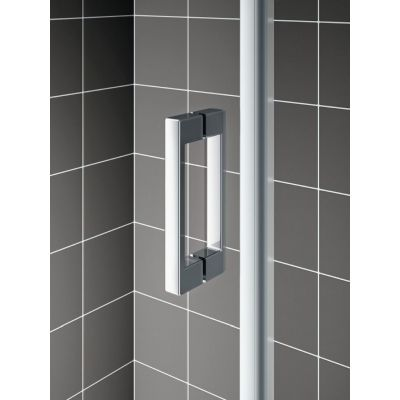 Drzwi prysznicowe uchylne CK1NR08020VPK Kermi Cada CK1NR/L